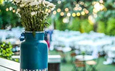 איך תבטיחו את נוחות האורחים בחתונת קיץ בטבע?
