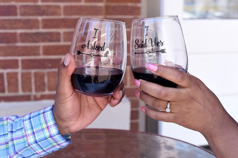 איזה יין כדאי להזמין לחתונה